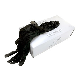 Vinyl Gloves, size M