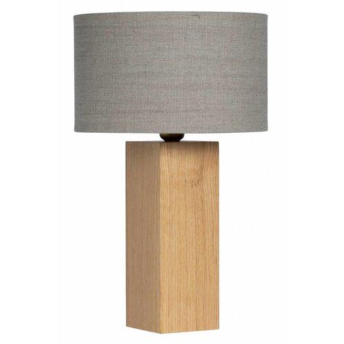 Plus 31 Dutch Lamp Design Eiken Hollum (excl. kap)