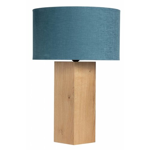 Plus 31 Dutch Lamp Design Eiken Hattem (excl. kap)