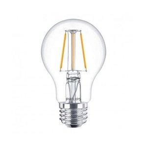 Philips LED bulb A60 4W Helder