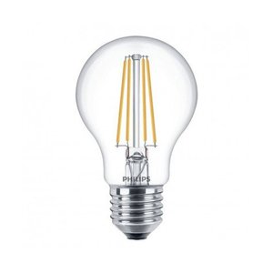Philips LED bulb A60 7W Helder