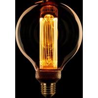 LED Globe 125 3.5W Amber