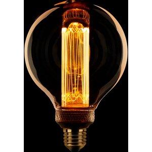 ETH LED Globe 125 3.5W Amber