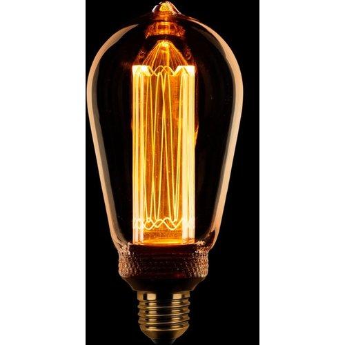 ETH LED Edison 3.5W Amber
