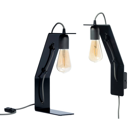 Plus 31 Dutch Lamp Design Staal Vlist en Boorne