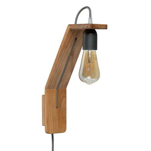 Plus 31 Dutch Lamp Design Iepen tafellamp Axel en wandlamp Ruinen