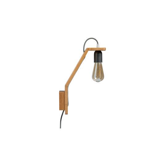 Plus 31 Dutch Lamp Design Bamboe tafellamp Axel en wandlamp Ruinen