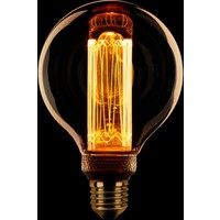 LED Globe 80 3.5W Amber