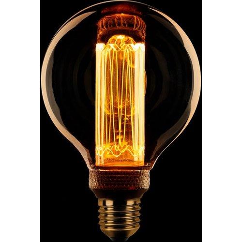 ETH LED Globe 80 3.5W Amber