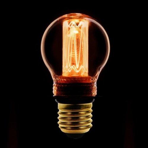 ETH LED Kogel 2.3W Amber