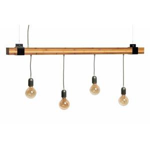 Plus 31 Dutch Lamp Design Bamboe Orvelte 100