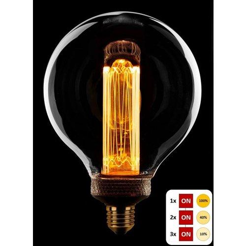 ETH Lichtbron LED Kooldraad Globe 125 SceneSwitch Helder
