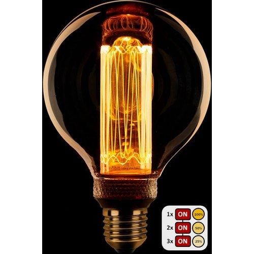 ETH Lichtbron LED Kooldraad Globe 80 SceneSwitch Amber