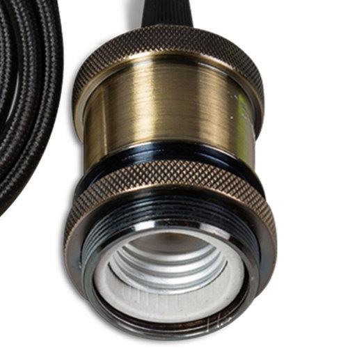 Hanglamp metaal Classico brons