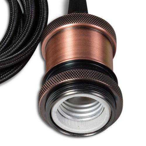 Hanglamp metaal Classico koper
