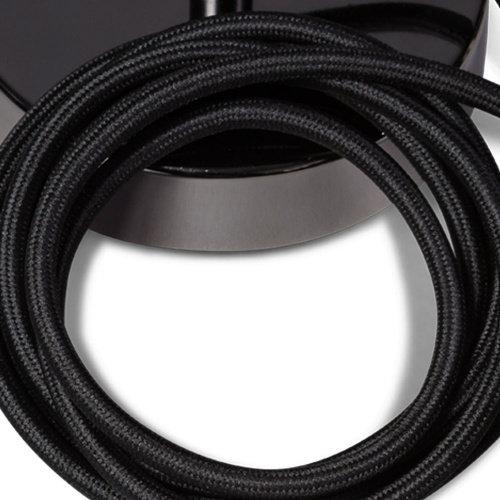 Hanglamp metaal Moderno zwart