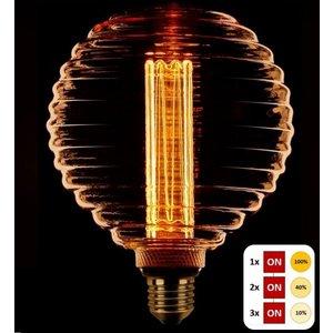 ETH LED Deco Globe 120 SceneSwitch Amber