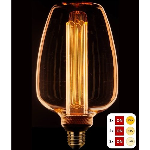 ETH LED Deco 11x20 SceneSwitch Amber