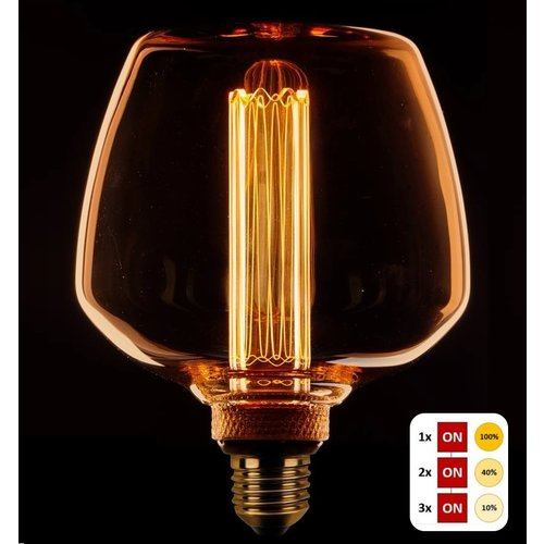 ETH LED Deco 12x16 SceneSwitch Amber