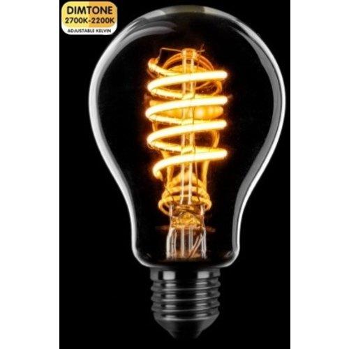 ETH Lichtbron LED Kooldraad Spiraal Standaard 60 DimTone Helder