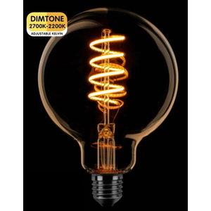ETH LED Globe 95 DimTone Amber