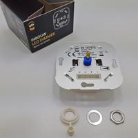 LED inbouwdimmer enkel 975