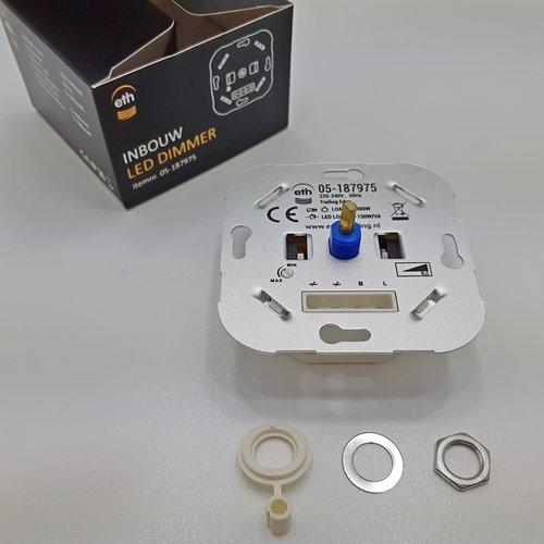 ETH LED inbouwdimmer enkel 975