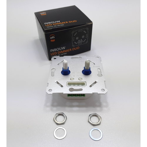 ETH LED inbouwdimmer duo 982