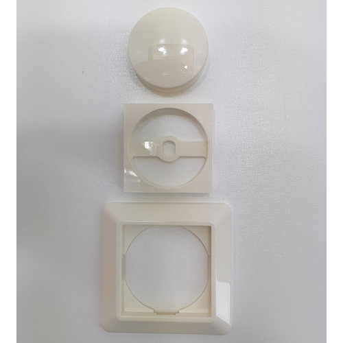 ETH Afdekraam/knop 8002 off-white