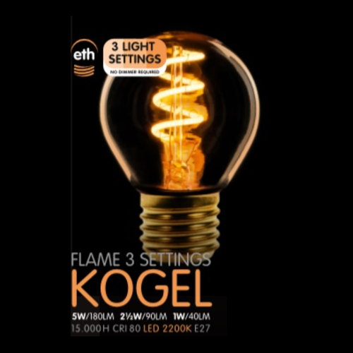 ETH LED Kogel SceneSwitch Amber