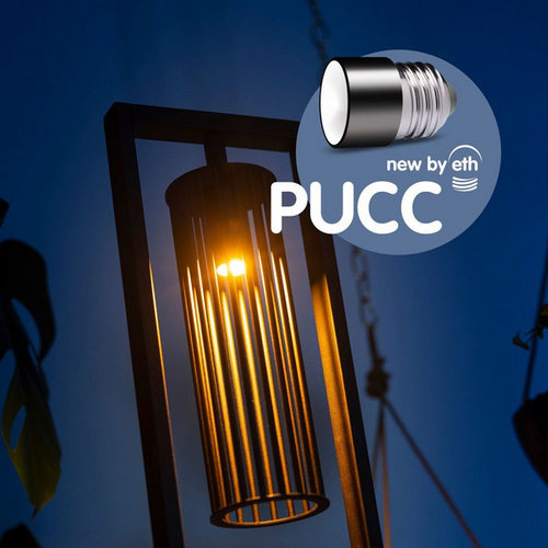 ETH LED PUCC Dimmable E27