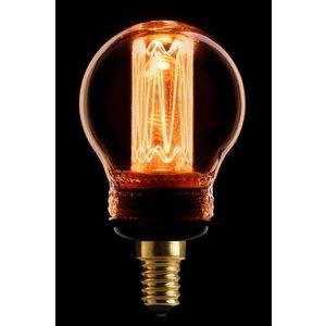 ETH LED Kogel 2.3W Amber E14