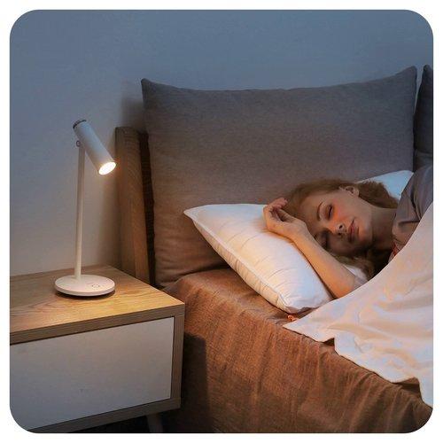 Baseus Bureaulamp A02 (wit)