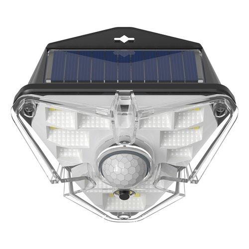 Baseus Solar LED buitenlamp met detectie  SLD01