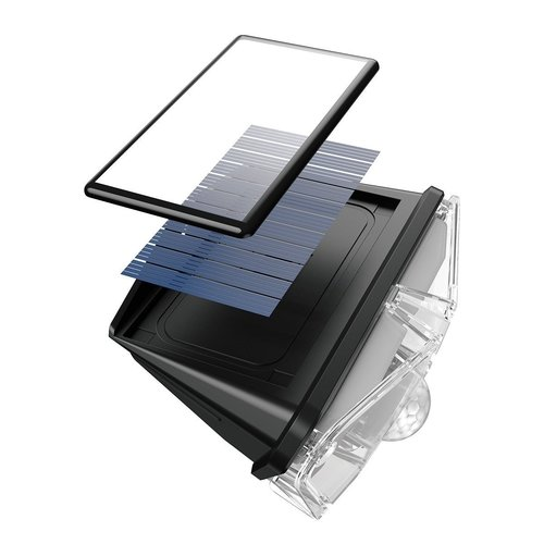 Baseus Solar LED buitenlamp met detectie  SLD04