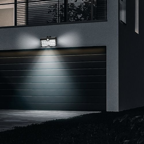 Baseus Solar LED buitenlamp met detectie  SMD02