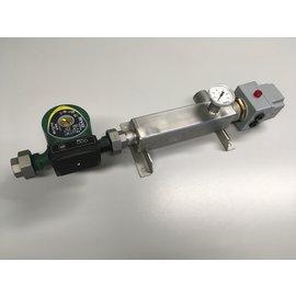 Rondpompsysteem   230V / 400V