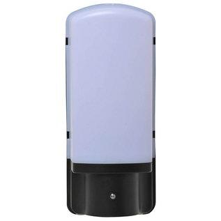 Hagro wandarmatuur Black E27 + mw sensor