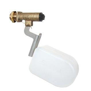 Suevia Float model 675 for low pressure (max. 1 bar)