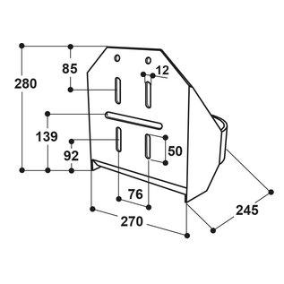 Suevia Schutzbügel für Modell 20/20
