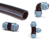 PE Pressure pipes
