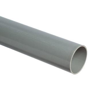 PVC Buis SN 4 grijs Glad