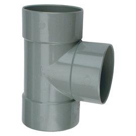 Wadal PVC L-T-Stuk 88° 3M