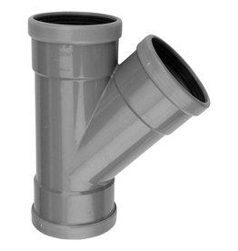 Wafix PVC M-T-stuk 45° SN4 M/M/M