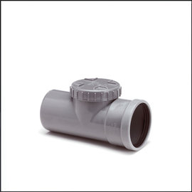 PVC RM M-Ontstop.  +Schroefd. SN4 M/S