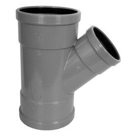 Wafix PVC M-T-st 45° SN4 M/M/M