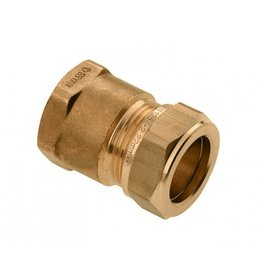Transition coupling Female thread x Compression