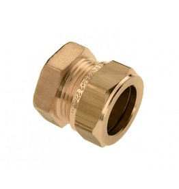 End coupling 1 x Compression
