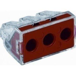 WAGO WAGO Lasklem zwaar 3-voudig 2,5-6mm2
