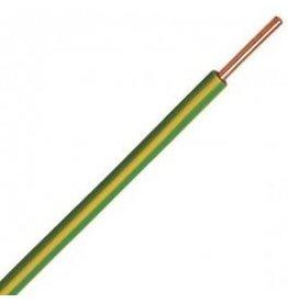Donné Donné VD-draad 2,5mm2 Geel/Groen